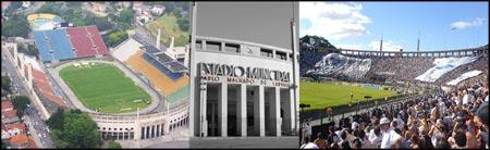 O Corinthians será dono do Pacaembú?