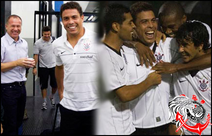 Ronaldo, o novo ídolo mundial!