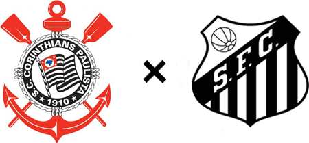 corinthians-x-santos