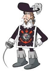 Mascote Corintimão A Página Do Timão Na Web